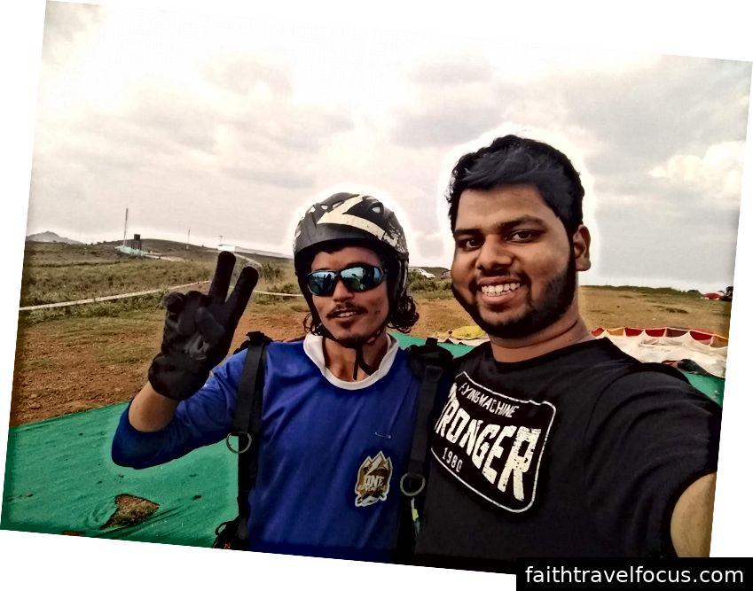 Anil: Phi công nhảy dù của tôi