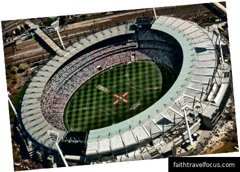 Sân cricket Melbourne