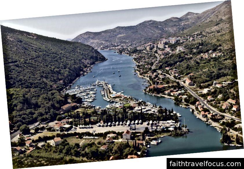 Bến du thuyền tốt nhất ở vùng biển Adriatic
