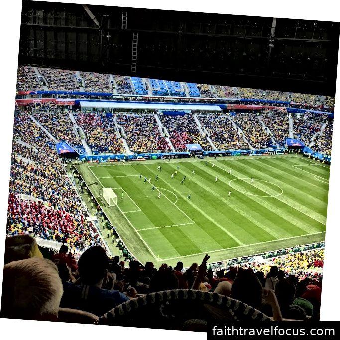 Brazil VS Costa Rica, ngày 22 tháng 6 năm 2018