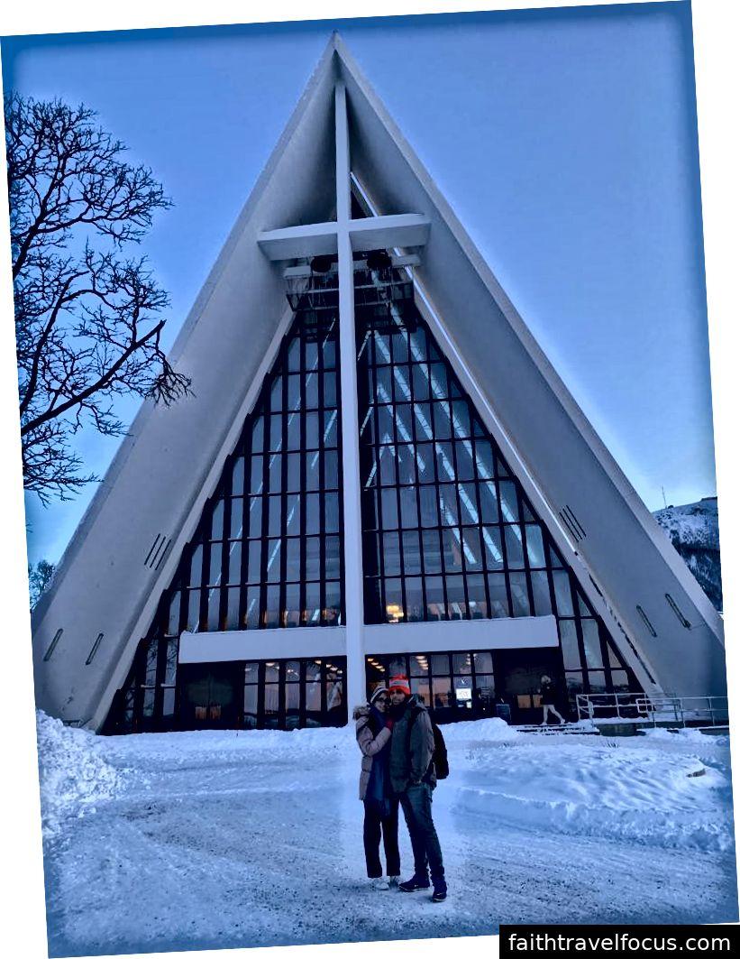 Rằng chúng tôi bên ngoài Nhà thờ Bắc cực