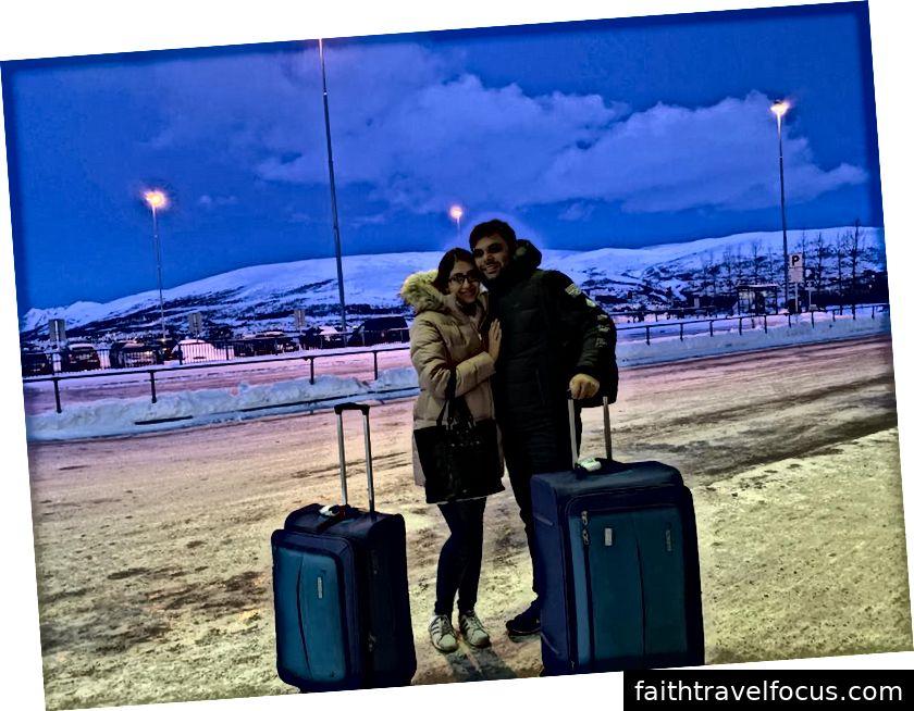 Rằng chúng tôi nói Good Bye với Tromso