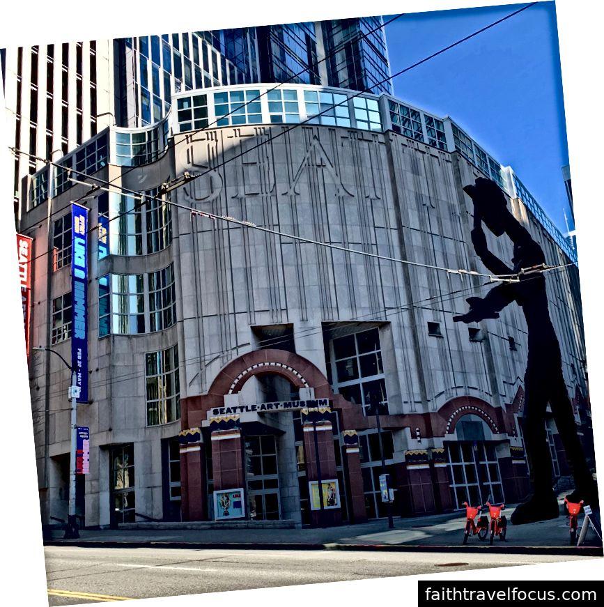 Bảo tàng nghệ thuật Seattle