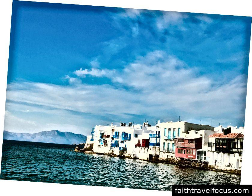 Mykonos, Hy Lạp