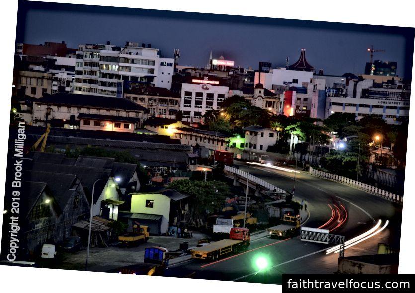 Colombo vào ban đêm