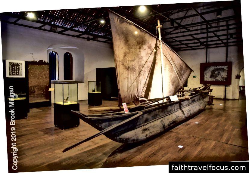 Bảo tàng khảo cổ học biển