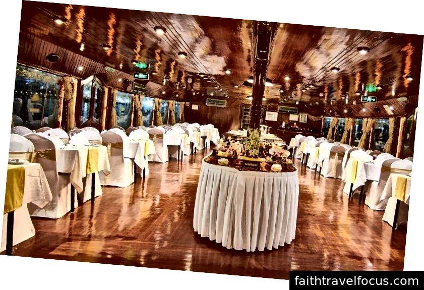 Một hương vị của Dubai! Bến du thuyền Dhow