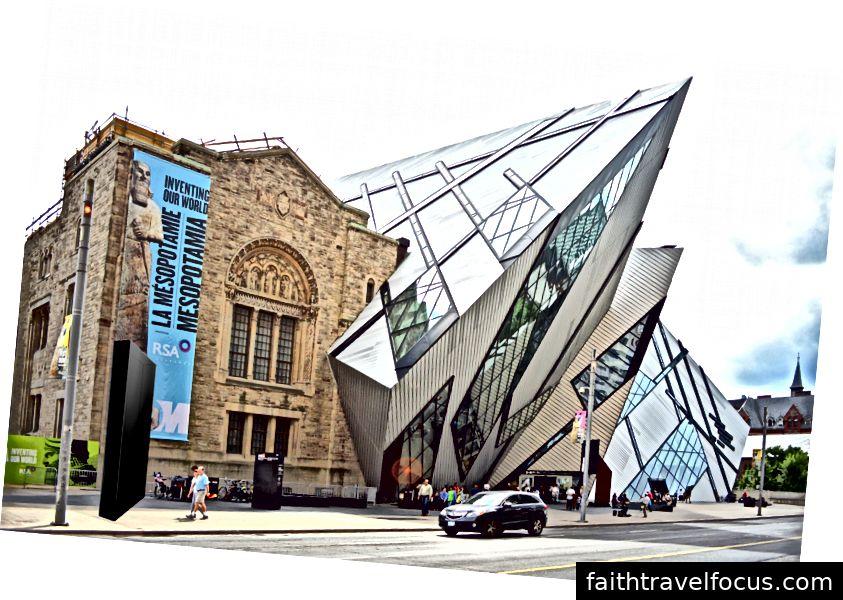 Bảo tàng Hoàng gia Ontario của Daniel MacDonald, được sử dụng theo CC BY / Ingeeneered