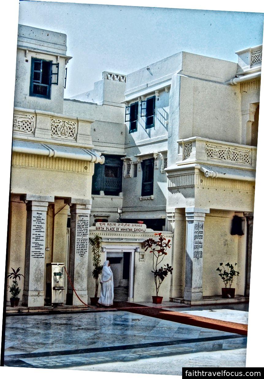 Nhà Mahatma Gandhi