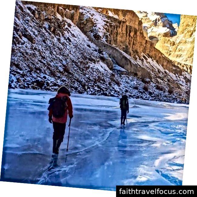 Hồ đông lạnh - Thung lũng Zanskar
