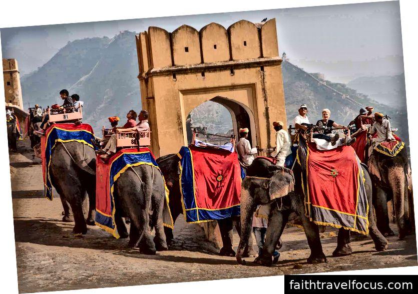 Pháo đài Amer, Jaipur