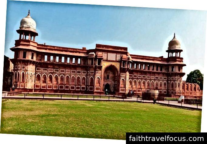 Pháo đài Agra, Agra