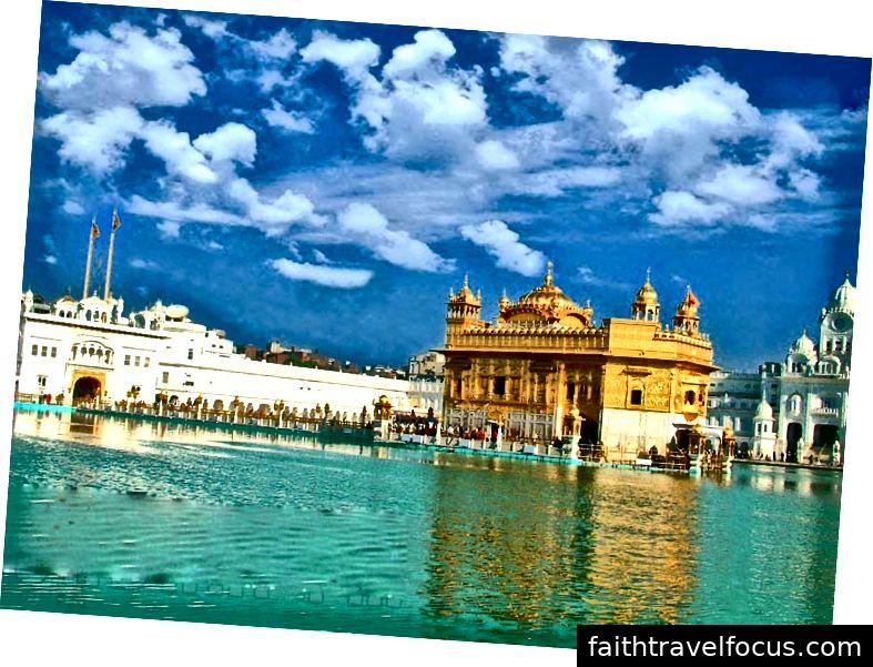 Đền vàng, Amritsar