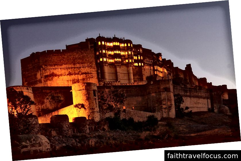 Pháo đài Jodhpur