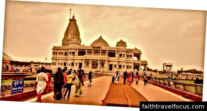 Đền Prem, Vrindavan Mathura