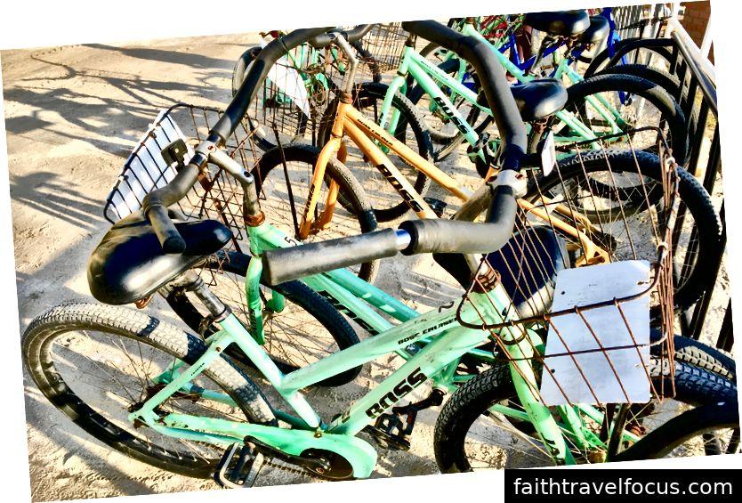 Những con thú thân thiện, đầy mưu mô, hoàn hảo cho những tay đua lảo đảo như chúng tôi và những con đường xe đạp hoàn toàn FLAT. Chúng tôi đã vang xa. . .