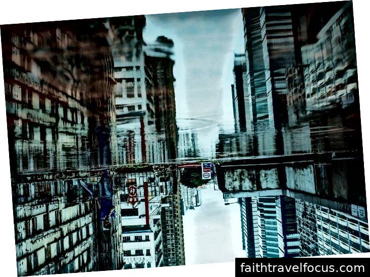 Chuyến thăm Hồng Kông