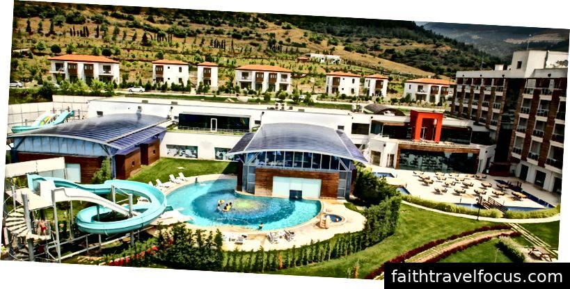 Khu nghỉ dưỡng Halal ở Thổ Nhĩ Kỳ
