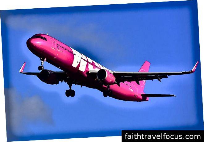 Wow Air đã hủy tất cả các chuyến bay