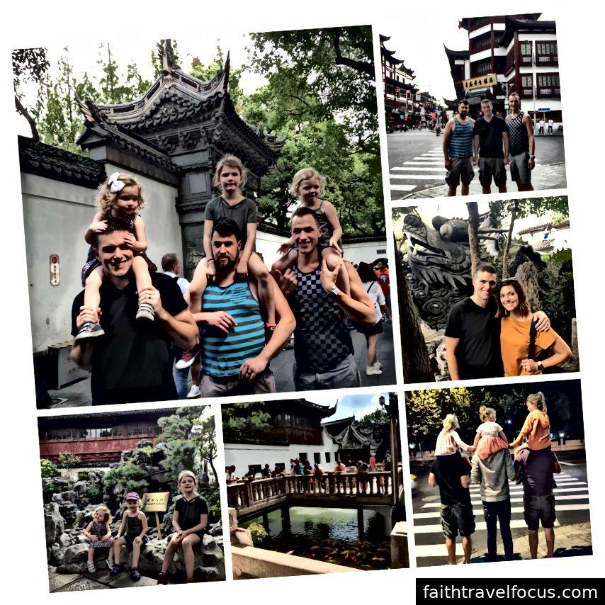 Chuyến đi vườn YuYuan