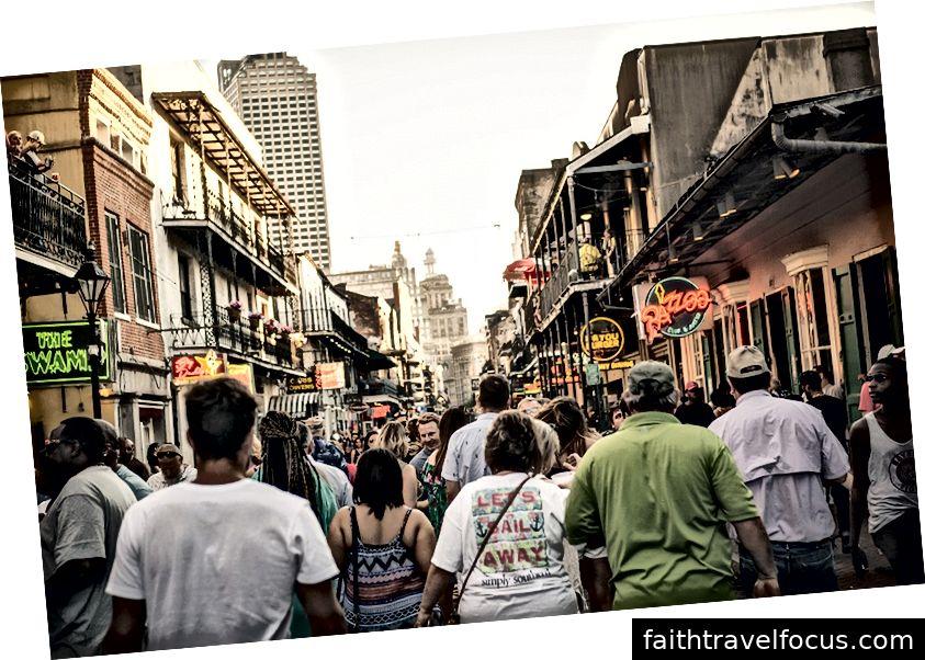 New Orleans, Hoa Kỳ