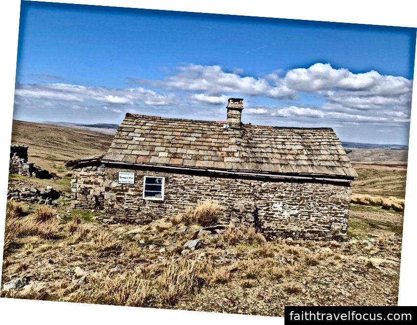 グレッグの十字架上の小屋