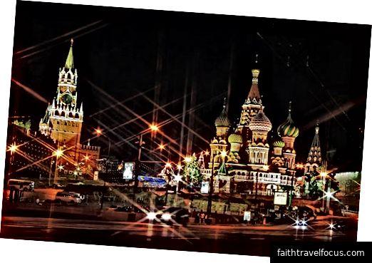 Finn ut de 5 beste byene i Russland for å møte single russiske kvinner i.