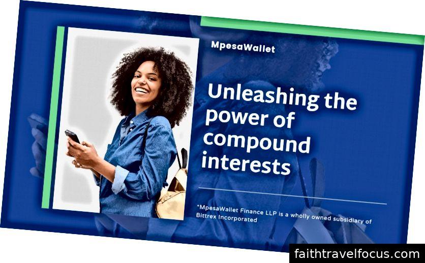 Mpesawallet usa juros compostos para calcular juros a pagar aos seus depositantes