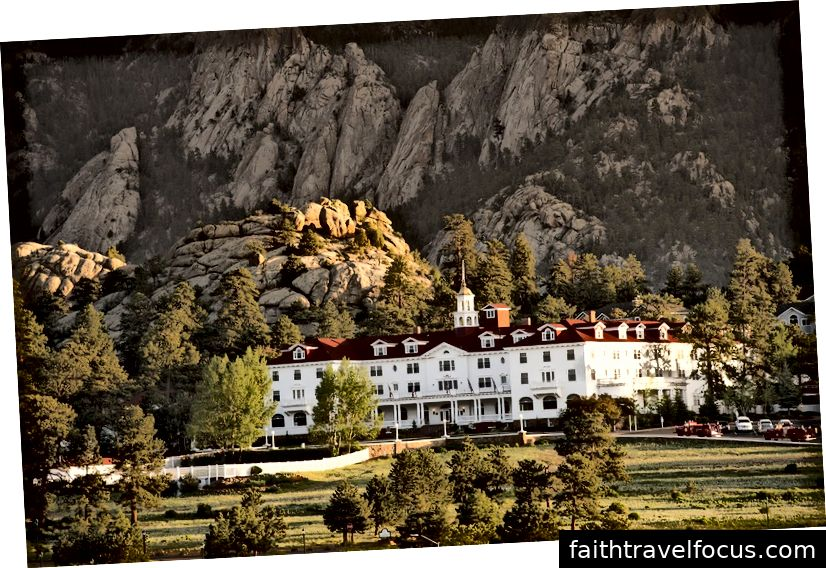 Valokuvaluotto: The Stanley Hotel