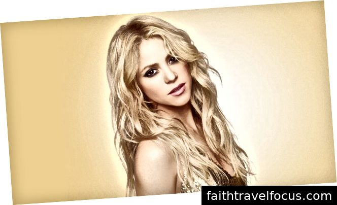Shakira, Shakira!