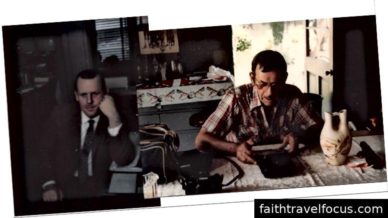 1970-yillarda va keyinchalik saraton kasalligiga qarshi urushini yo'qotishdan oldin, Otam, Stil ustasi.