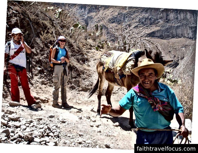Trekking po Cañón Del Colca