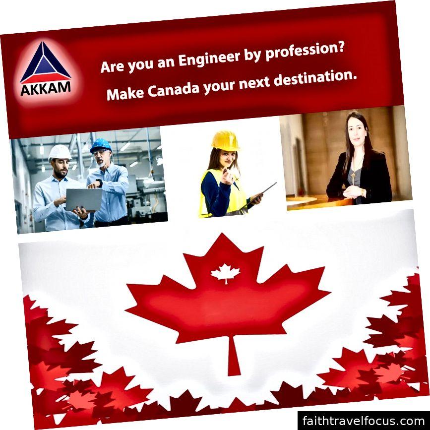 Kanada jest dla inżynierów