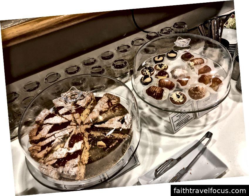 Jolis plateaux à dessert