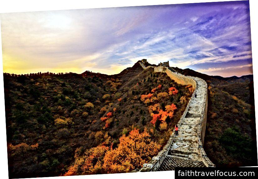 La Gran Muralla Simatai