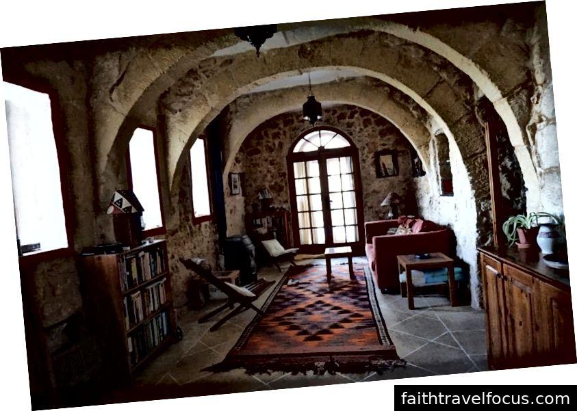 Vaade traditsioonilisele Malta kodule, mis on loetletud Air Bnbis. Pildiallikas: trover.com