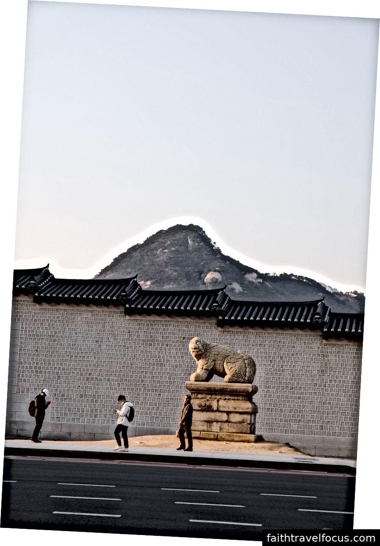 Gyeongbokgungi palee, Seoul (2019)