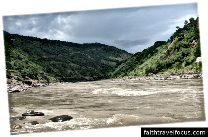 Řeka Neelam