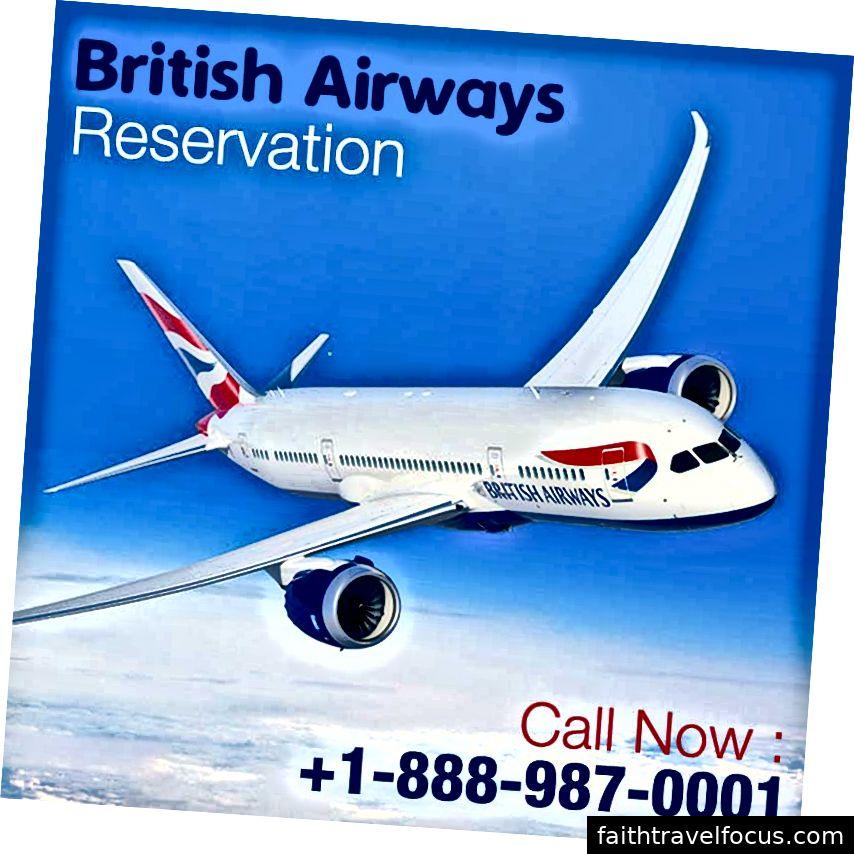 British Airways Reservierung