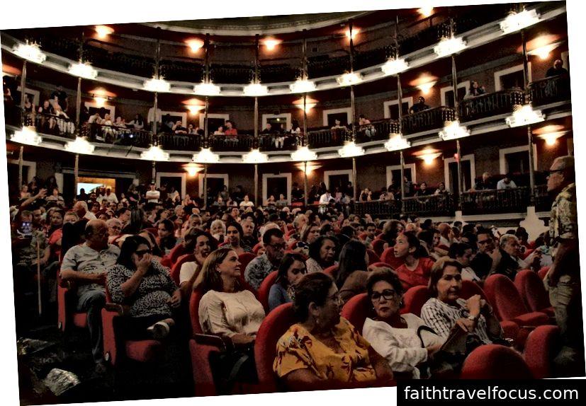 Bildnachweis: Facebook Teatro Angela Peralta