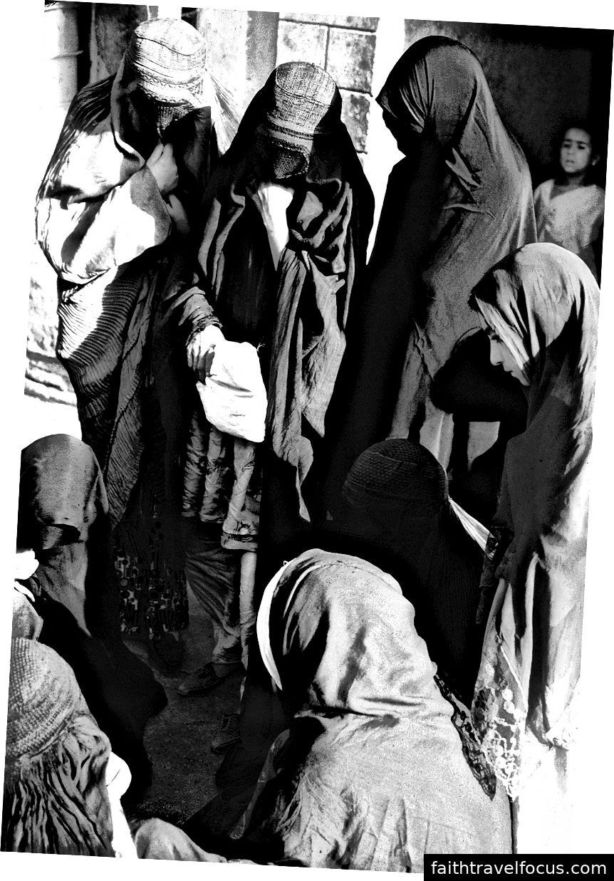 Auf dem Kabuler Markt.