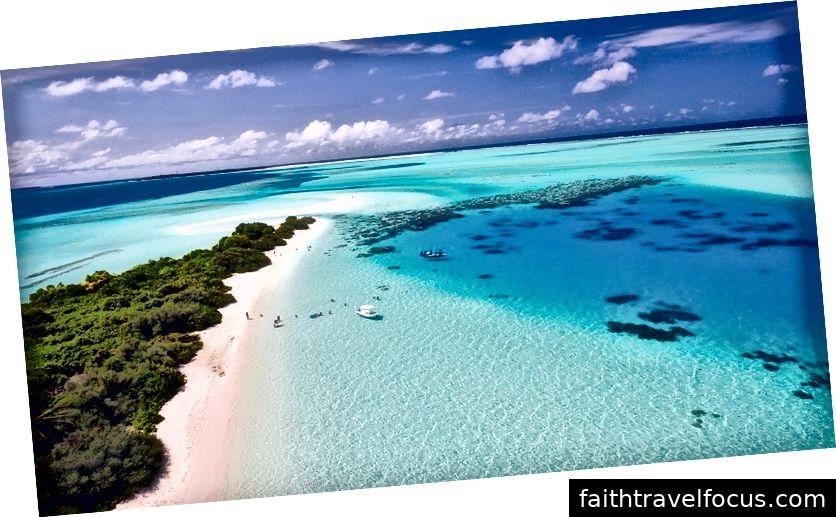 Maldive | Img da: 12019 via Pixabay