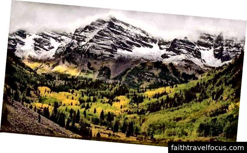 """Vaatamata sellele, et need on üks Rockies'e kõige pildistatud vaateid, on need kaksikpiigid õigustatult tuntud kui """"Deadly Bells""""."""