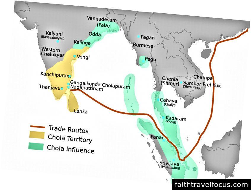 Dinasti Chola