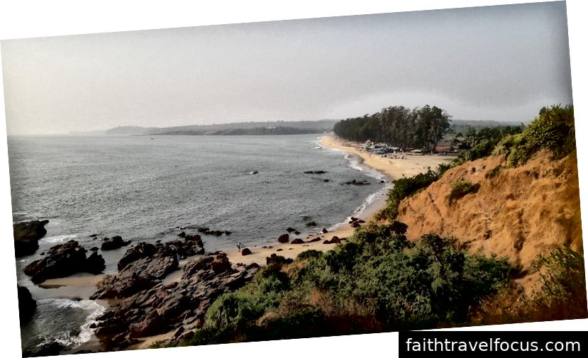 Plaja Keri, Goa, India Fotografiile lui Michael Augustine
