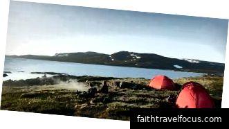 Allemannsretten er en viktig del av norsk holdning til å oppleve utendørs.