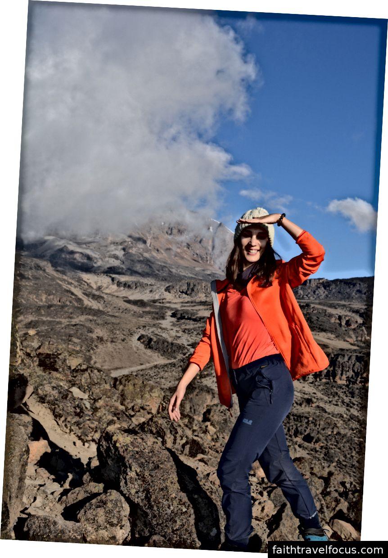 3. diena, aptuveni 3500 m