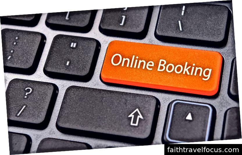 Online rezervacije