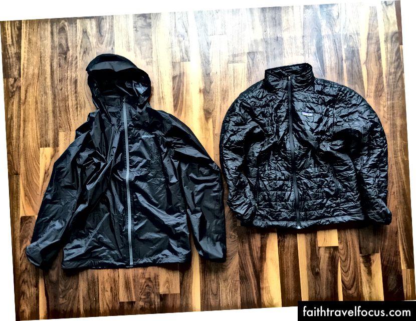 Патагония Альпийская куртка Гудини | Патагония нано пуховик