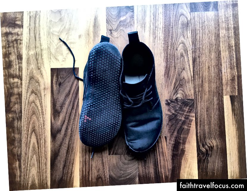 """Earthrunner"" sandalai | ""Vivobarefoot"" batai"